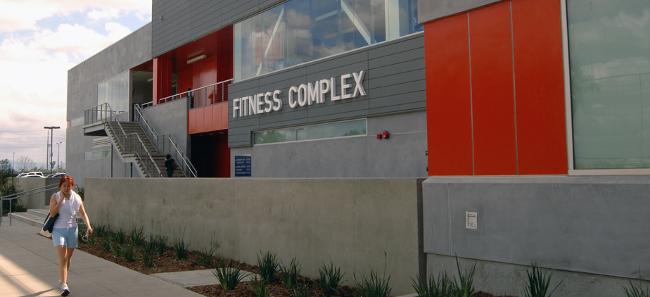 The Fitness Complex Building