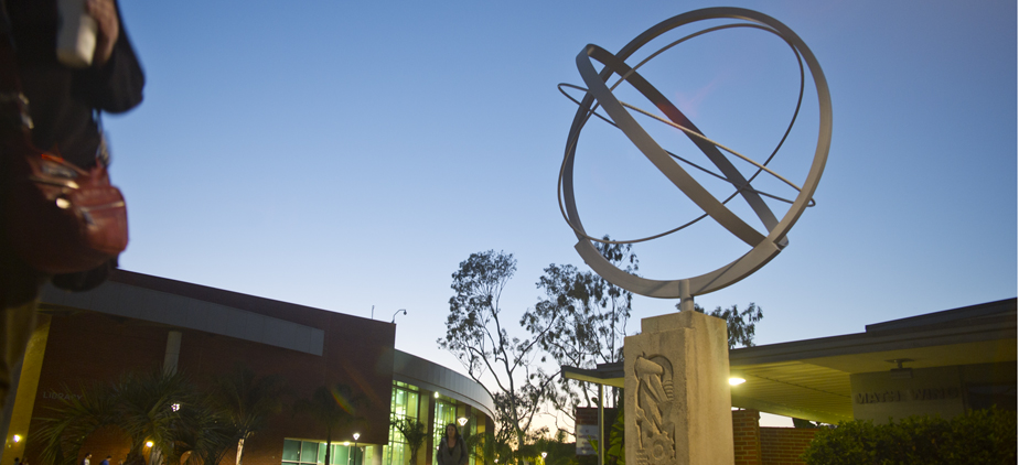 Science Sphere on campus