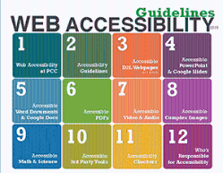 Portland Community College Accessibility Guidelines