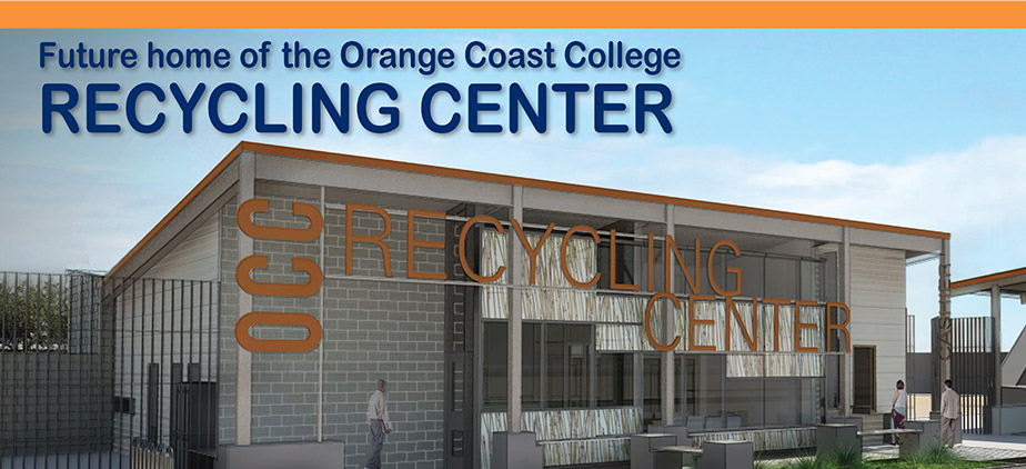 Draft of new OCC Recycling Center Building