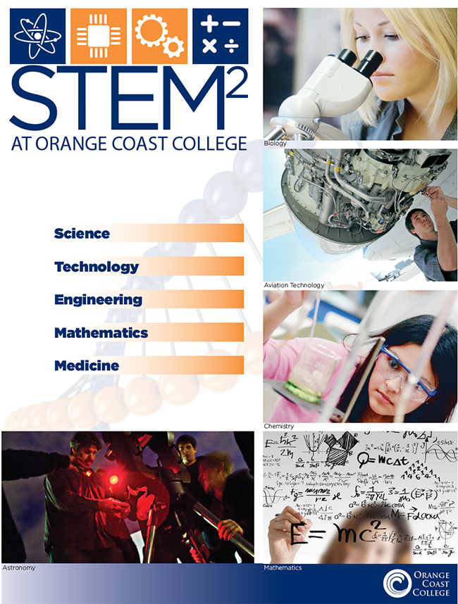 STEM2 at Orange Coast College - Science, Technology, Engineering, Mathematics, and Medicine