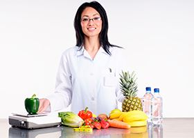 Choose from three programs to get your start in the field of nutrition