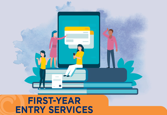 First-Year Entry Services