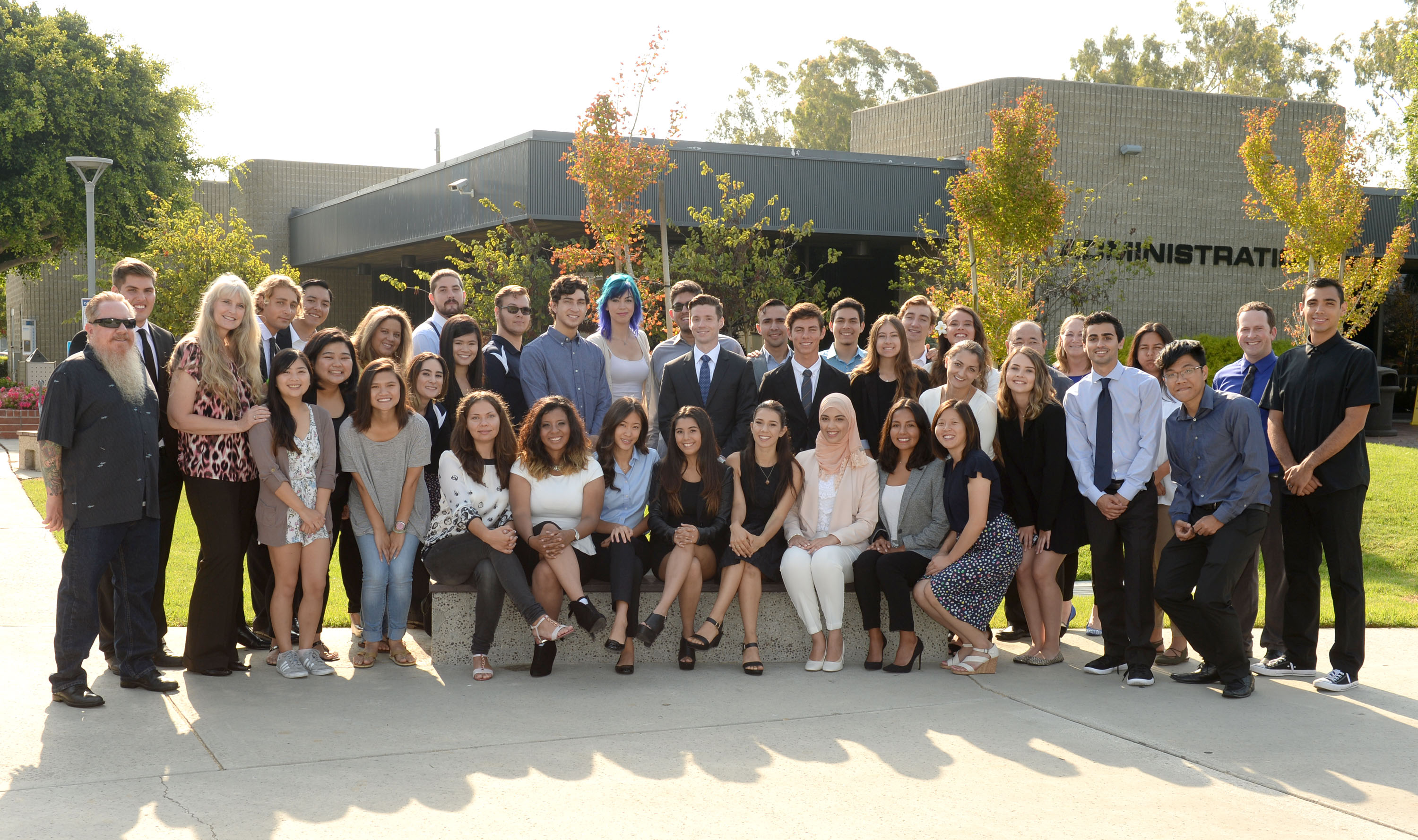 Student Government Leaders and Advisors