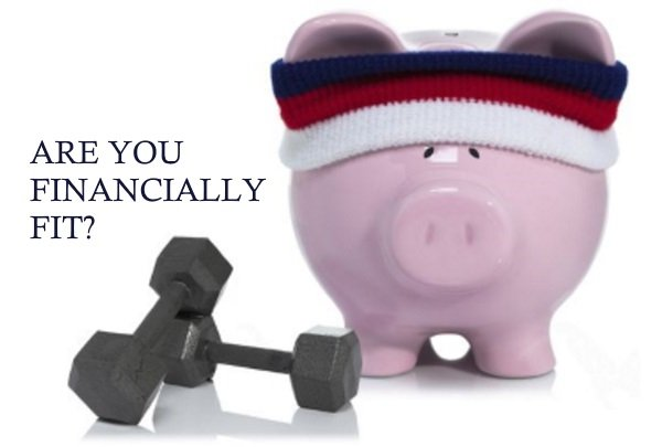 Financial Fit Pig