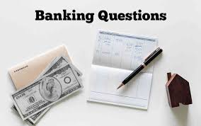 banking questions