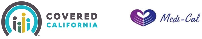 Covered Califorania and Medi-Cal Logo