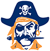 Pete the Pirate logo
